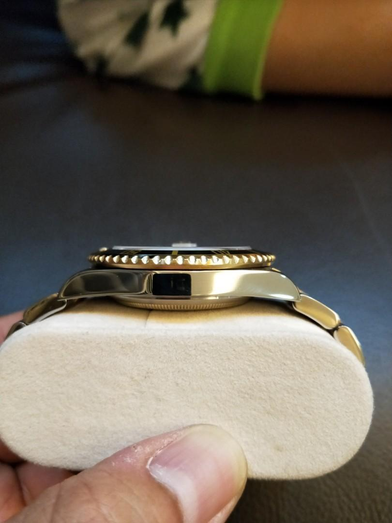 Rolex Submariner 16613 Half Gold
