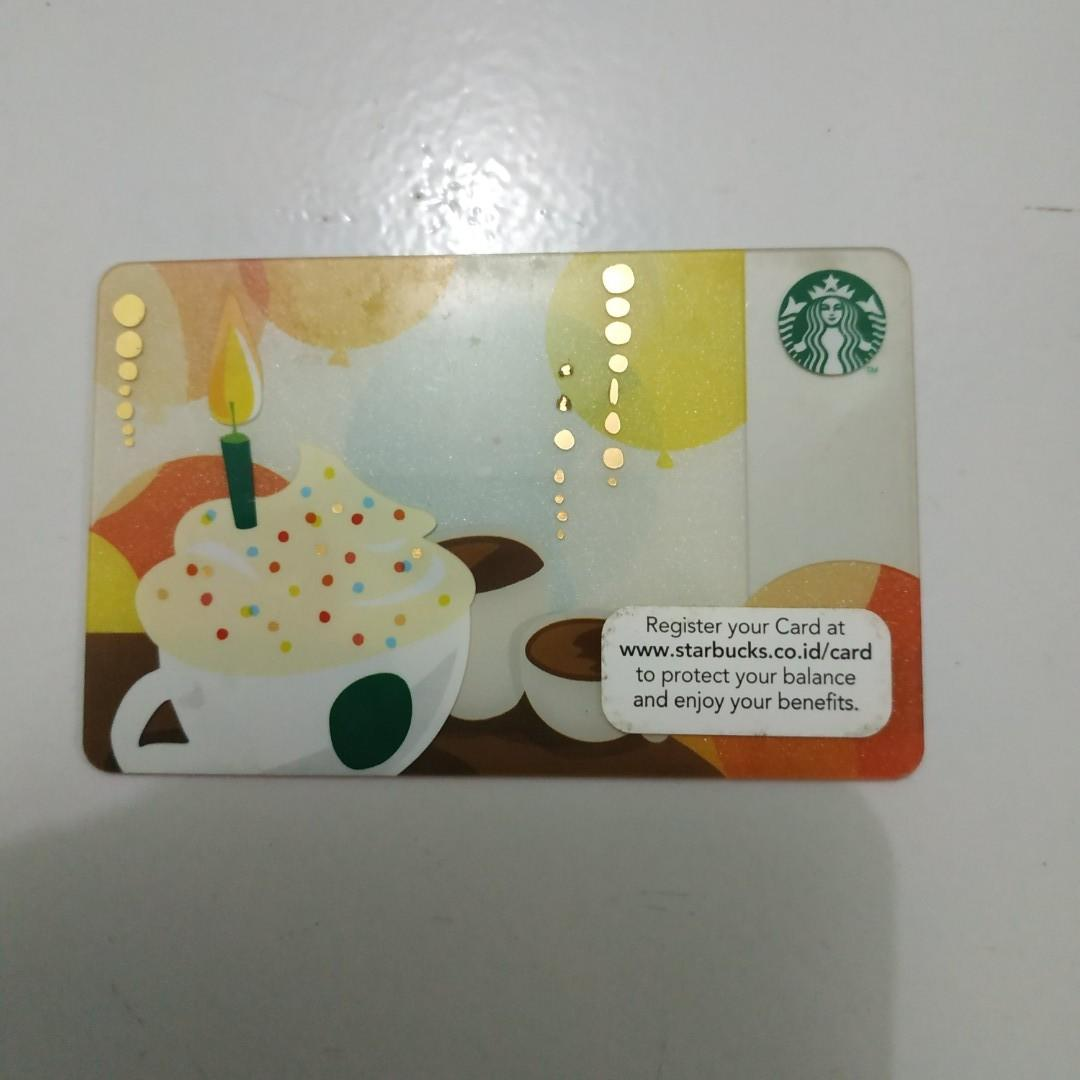 "Starbucks Card ""Coffee"""