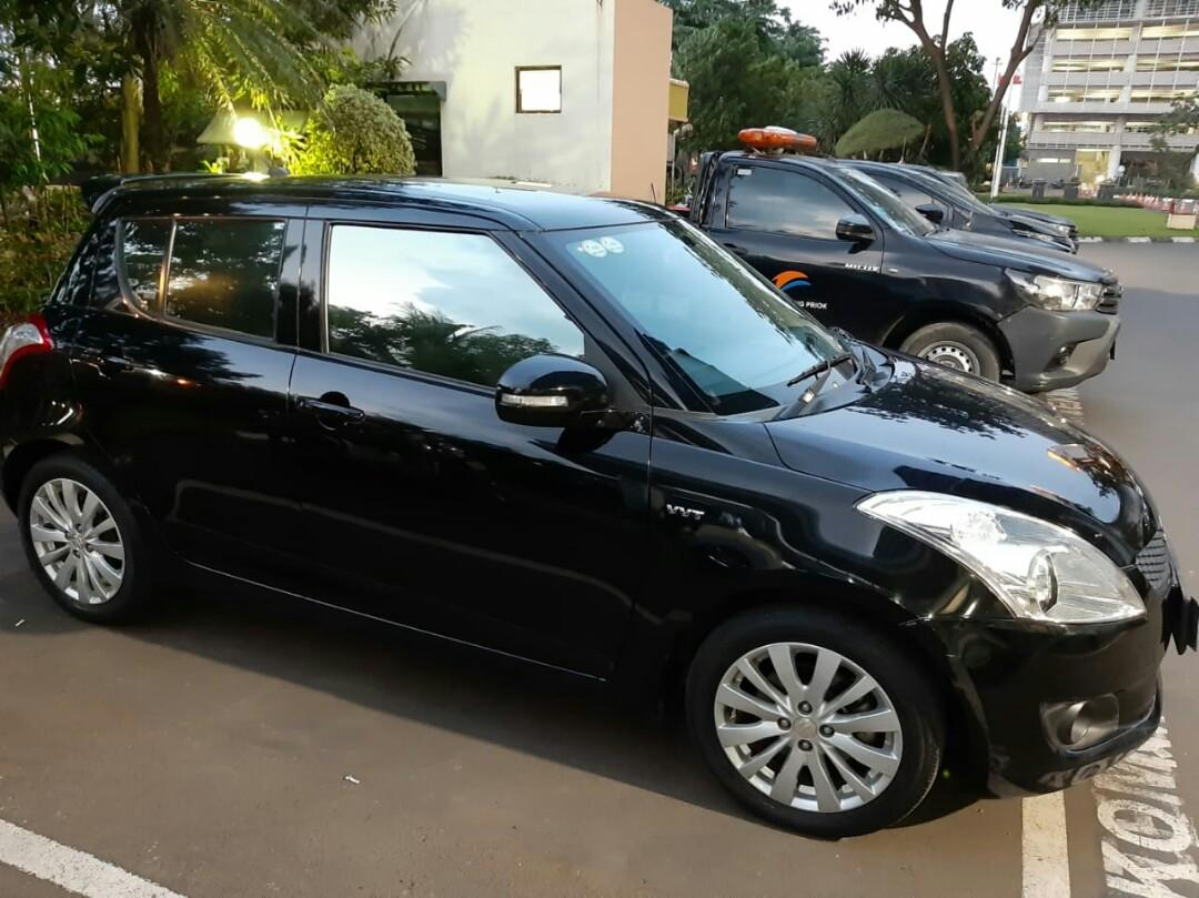 Swift GX MT (manual)