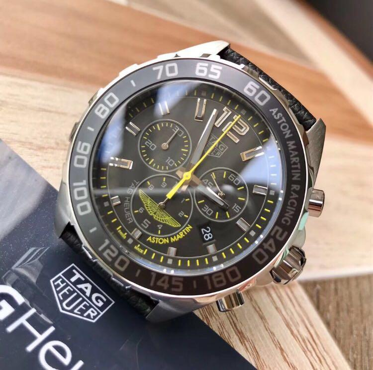 Tag Heuer Formula 1 Aston Martin Special Edition CAZ101P.FC8245
