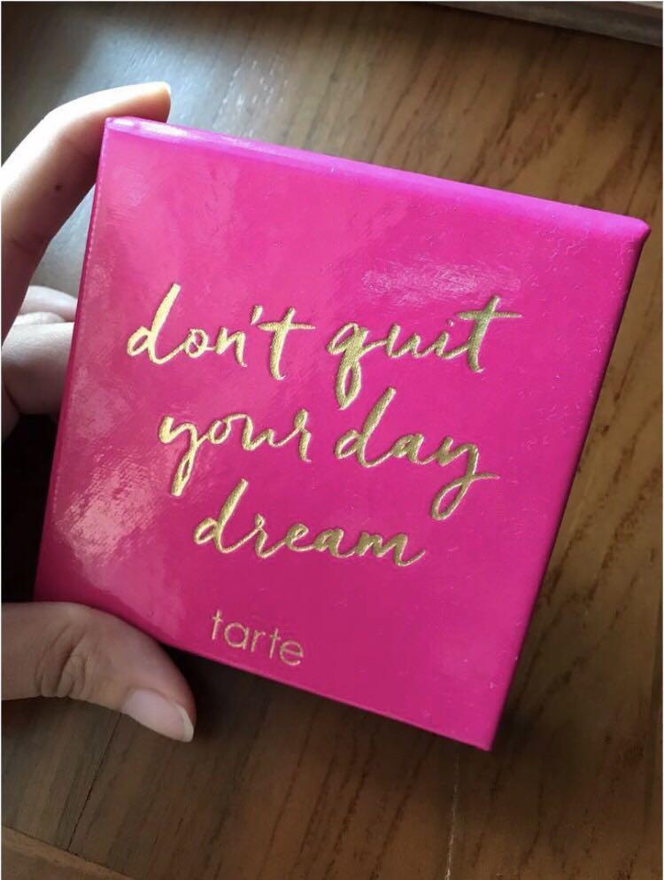 Tarte Don't Quit Your Daydream Eyeshadow Palette