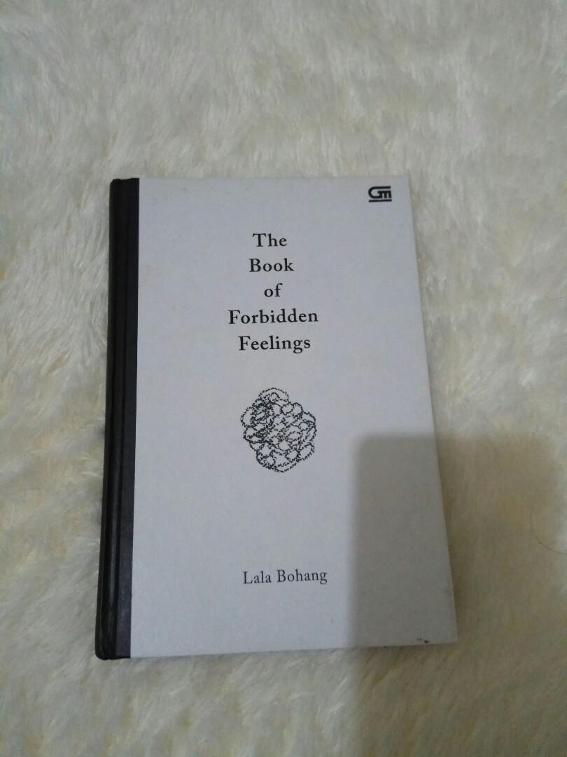 The Book of Forbidden Feelings