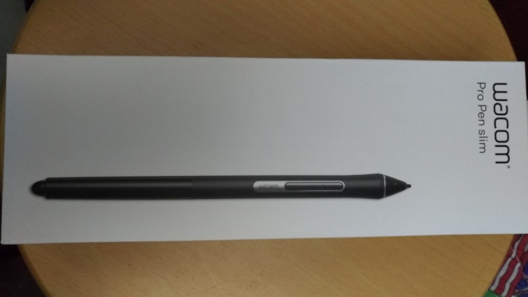 Wacom Pro Pen slim 99%new