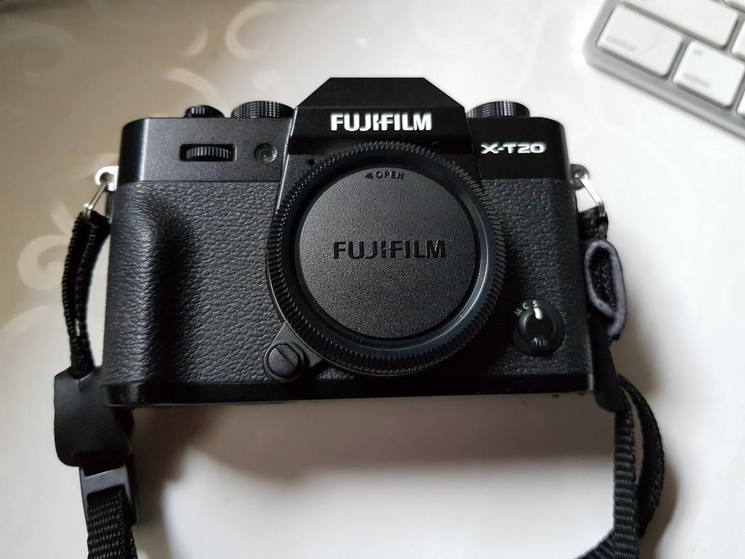 wts fujifilm xt20 or trade up for a xt2/xt3/xpro2