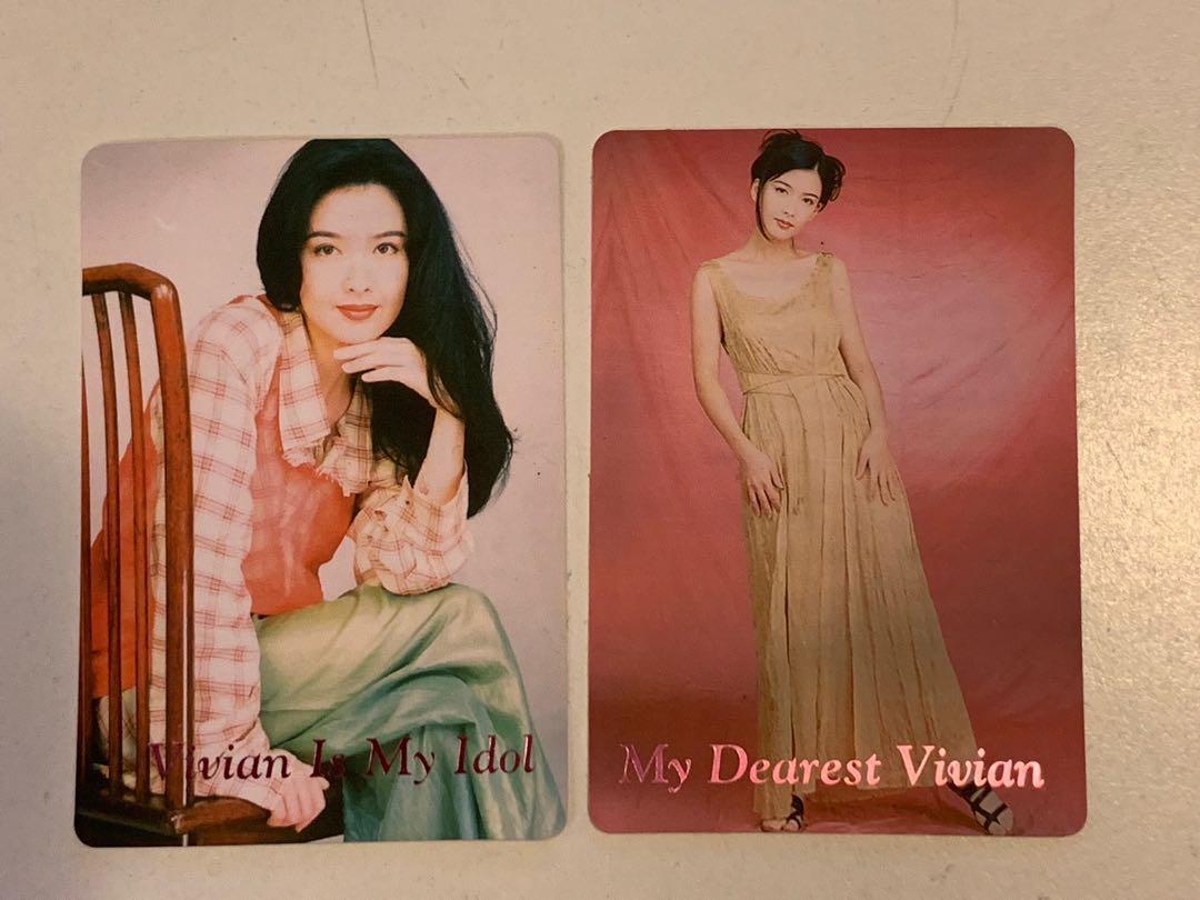 Yes card - My dearest Vivian series