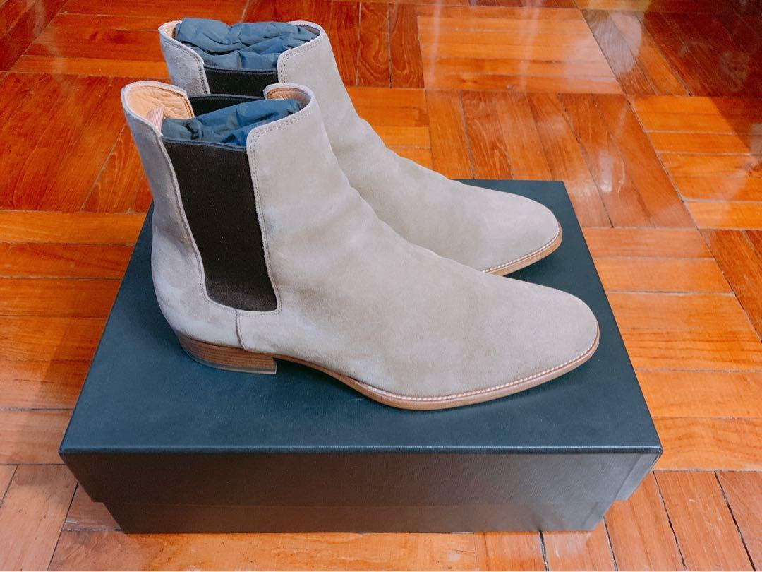 YSL Saint Laurent Wyatt Chelsea Boot