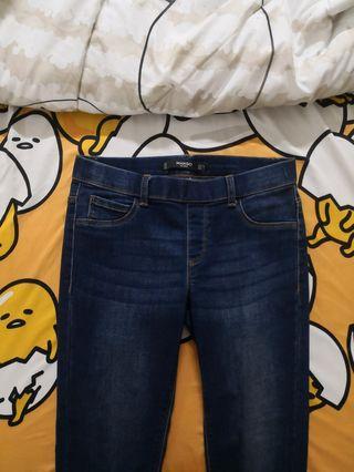 🌟mango low waisted 3/4 jeans