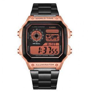 Jam Tangan pria Casio AE 1200