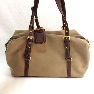 f5e5e32c8470 Authentic Prada Jacquard Bag with Receipt