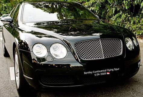 Bentley Continental Flying Spur 6.0A 2009 🇸🇬