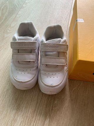 9成9新 DrKong 小童白波鞋