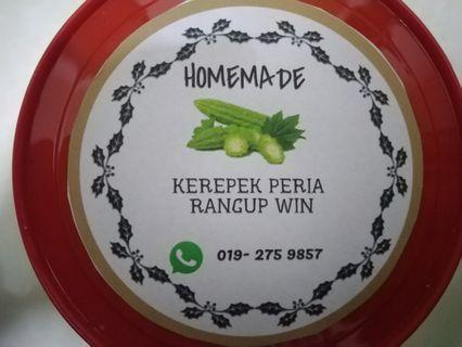 Peria Goreng Homemade