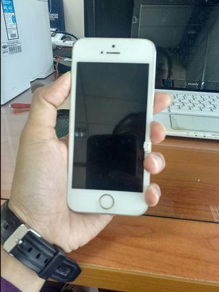 Iphone 5s 32GB White Gold