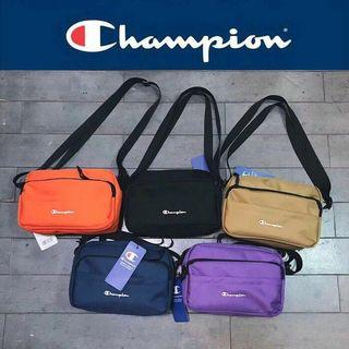 Champion small logo sling bag