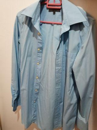 RM29 G2000 Shirt in Soft Blue