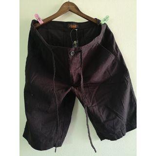 Women Clothes - New Linen Short *Big Size*