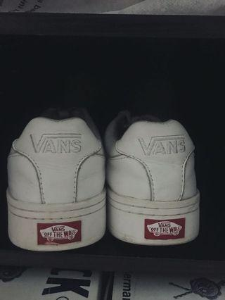 Vans Highland Leather white | Australia