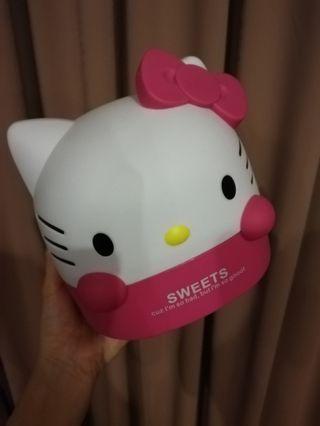 Hello Kitty Tissue Holder