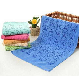 🚚 纖維毛巾 25*50cm 童巾