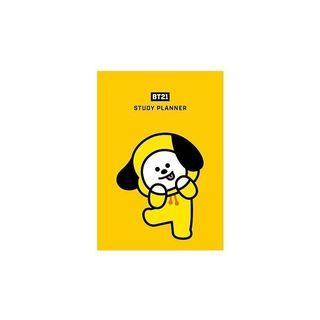 🚚 BT21 Official Chimmy Study Planner