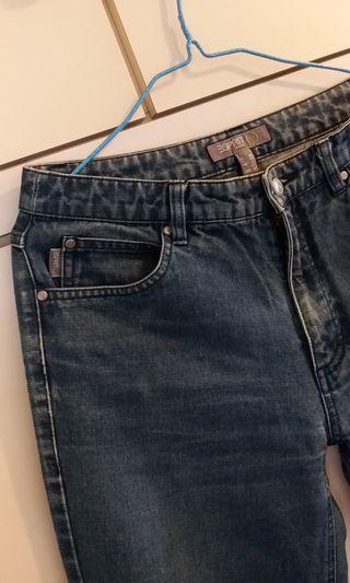 Esprit牛仔褲(歐碼38)