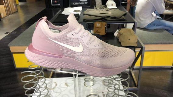 Nike React Foam running shoes
