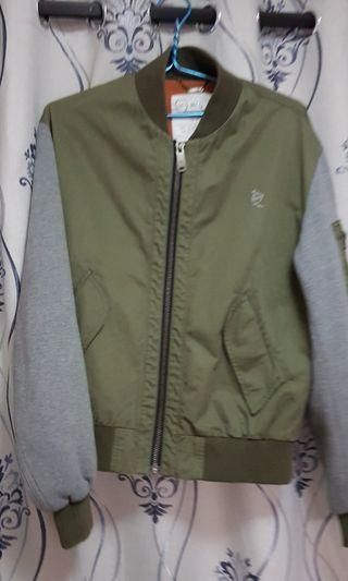 Repriced Alexander McQueen Army bomber jacket size M