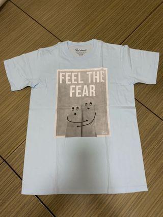 Brand new men's printed tee 全新男裝印花T恤