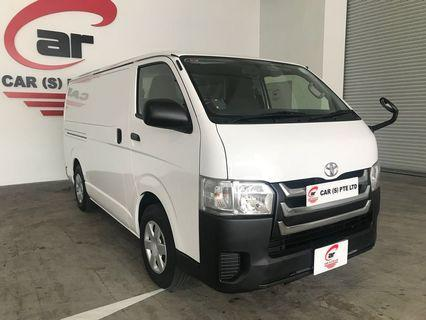 Toyota Hiace Catering
