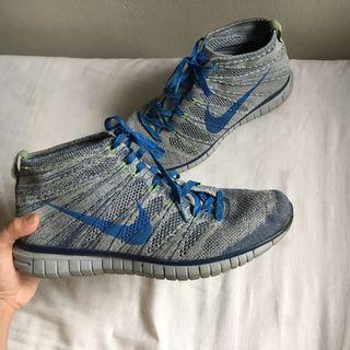 Nike Flyknit Chukka running shoes #junepayday60