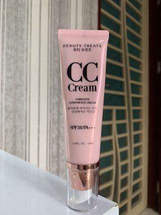 Beauty Treat cc cream