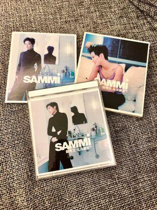 鄭秀文 Sammi 生活語言,收錄星秀傳說、親密關係、為何又是這樣錯等熱門歌曲,另附MTV VCD, mi迷千祈唔好錯過