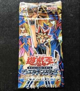 遊戲王 pp4 premium pack 4 卡包 舊版 未開封 黑魔導女孩