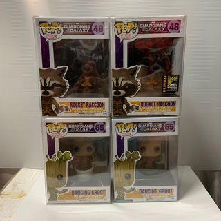 Funko Pop - Rocket Raccon & Groot (Avengers)