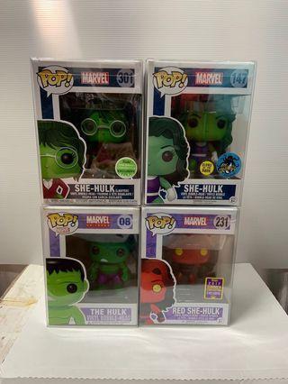 Funko Pop - Hulk (Avengers)