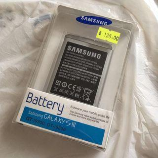 Samsung Galaxy S III Battery