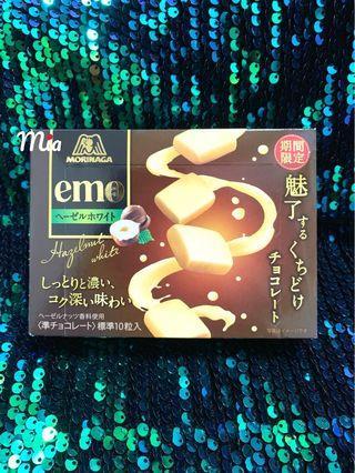 日本帶回 森永製菓白巧克力 味覺糖 軟糖