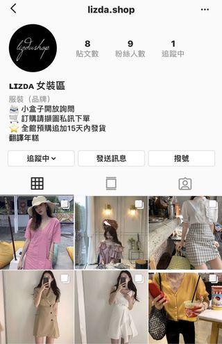 🚚 Instagram :lizda.shop