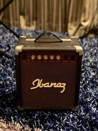 Ibanez IBZ10A Acoustic Amplifier