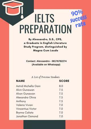 IELTS Preparation and English General