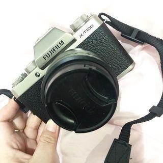 Fujifilm X T 100