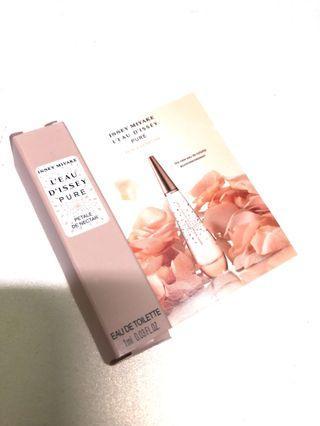 [試用裝] 大量 issey miyake perfume 香水 sample