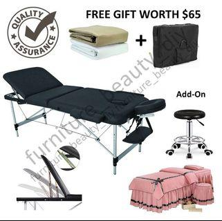 5 In 1 Recliner Portable Massage Bed