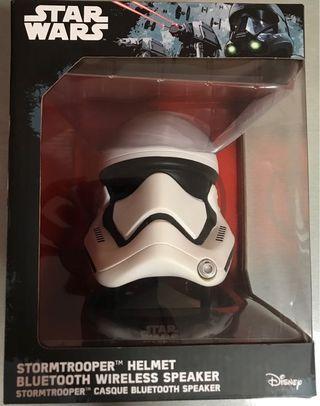 Star Wars Stormtrooper Bluetooth Wireless Speaker