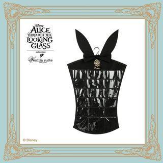 【Venilla suite x Alice in the wonderland】Hanging Jewelry Organizer 飾物掛袋 愛麗絲夢遊仙境