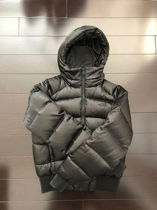 North Face Puffer Down Filled Jacket