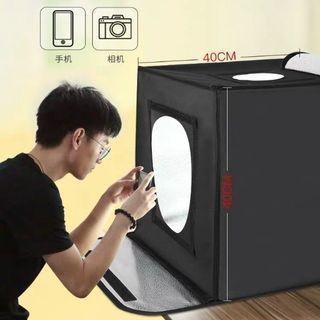 攝影棚LED小型拍攝產品照片道具套裝