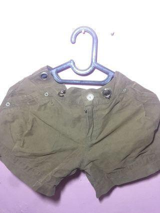 Celana Pendek ( hot pants )