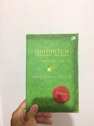 Quidditch Through the Ages - Seri Harry Potter