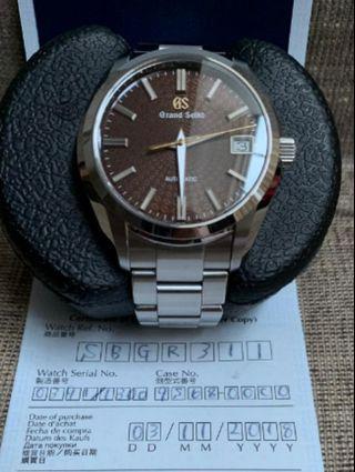 Grand Seiko SBGR311